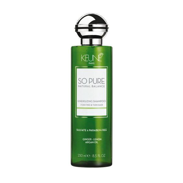 Jaime Hair - Keune So Pure Energizing Shampoo 250ml