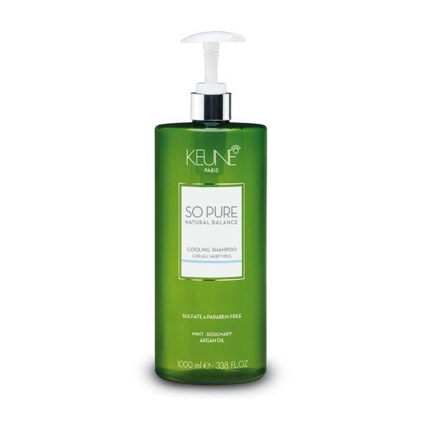 Jaime Hair - Keune So Pure Cooling Shampoo 1L