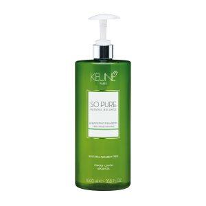 Jaime Hair - Keune So Pure Energizing Shampoo 1L