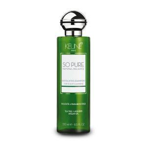 Jaime Hair - Keune So Pure Exfoliating Shampoo 250ml
